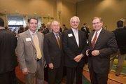 David Bradley, Ron Samuels, Marc Fortune and Alan Hall.