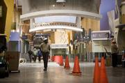 2. Opry Mills mall before and after