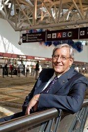 Rob Wigington, CEO of the Metropolitan Nashville Airport Authority.