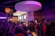 Dave and Buster's hosted a party for workers in Nashville's hospitality industry in November.