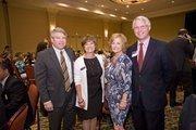 Steve Huff, Beth Furbush, Kathleen Calligan and Jim Furbush.