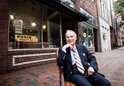 Bob Eisenstein, age 96, has been in the real estate business for about half a century. He's currently with commercial brokerage Robin Realty Co. LLC.