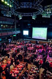 The Nashville Business Journal recognized the 2013 class of 40 Under 40 Wednesday with an awards luncheon at Wildhorse Saloon.