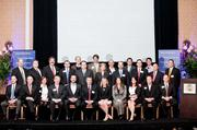 Winners and honorees of the Best in Business Awards Class of 2013.