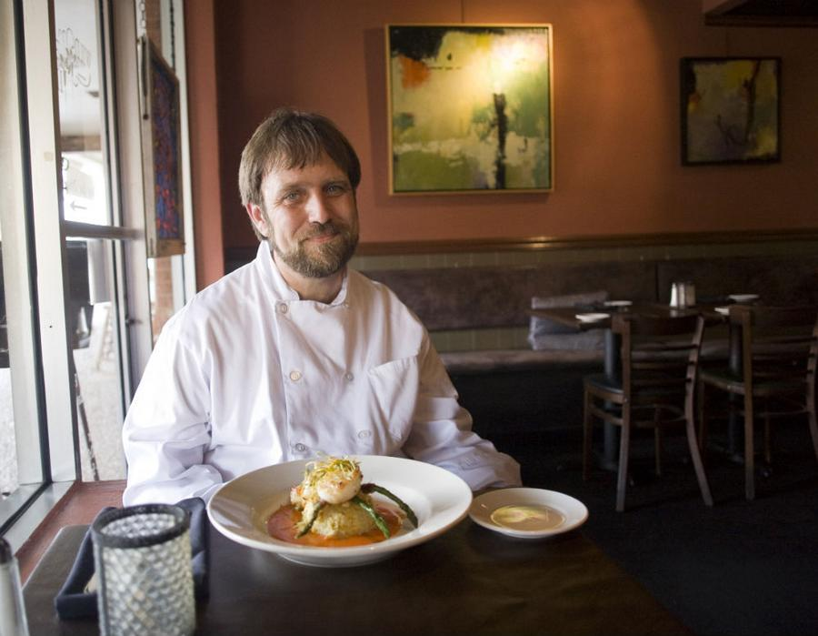 In the Kitchen With: Wild Iris chef David Billings ...