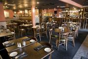 The Wild Iris dining area.