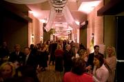 Inside the gala at Hutton Hotel.
