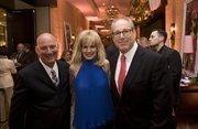 Tom Annastas, Laura Heatherly and Ron Hartenbaum.
