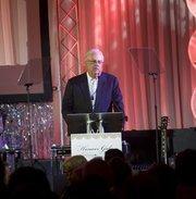 Tom Cigarran, Spirit of Nashville Award honoree.