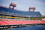 New banners surround LP Field for the 2012-2013 season.
