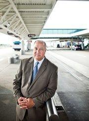 Stan Van Ostran, CFO of the Metro Nashville Airport Authority.