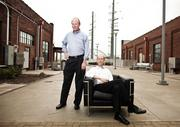 David Plummer and Marion Fowlkes are principals of Centric Architecture after a recent merger in August.