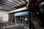 """A custom-made set for ABC's """"Nashville"""" includes replicas of iconic Nashville spaces like the Bluebird Cafe."""