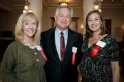 Left to right: Denise DeVane, Sam DeVane and Betsy