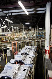 Production at the Nissan North America manufacturing plant in Smyrna, Tenn. began in June 1983.