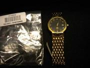 A reconditioned Daniel Mink watch. Retail value: $1,995. Wholesale appraisal: $875.