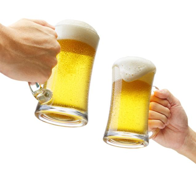 The average North Carolinian 21 years or older consumed 27.5 gallons of beer last year.