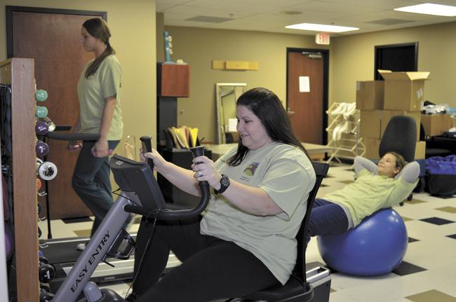 What advice do you have for companies looking to start a wellness program?  Center for Spine, Joint and Neuromuscular Rehabilitation  I would advise other organizations to assess areas of deficiency among the office and staff. For example, our office received lunches provided by pharmaceutical companies daily. These lunches were high in fat and carbohydrates. We identified a list of healthy food choices and requested that lunches only be provided that are within our healthy guidelines.