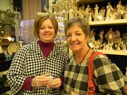 Rebel Hill Florist recently held its annual Holiday Open House. The two-day event