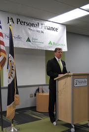 Jim Schmitz, Regions Bank Middle Tennessee area