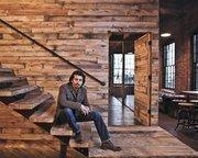 Tacklebox Films founder Shaun Silva opened Forward, a post production studio in Marathon Village.