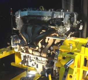 General Motors' new Ecotec engine.
