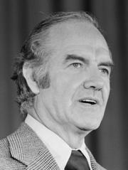 """George McGovern, 1972: """"Bridge Over Troubled Water,"""" by Simon and Garfunkel."""