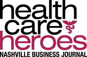 Nashville Business Journal 2012 Health Care Heroes
