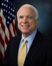 """John McCain, 2008: """"Take a Chance on Me,"""" by ABBA."""