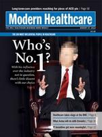 4 Nashville execs named to Modern Healthcare's Influential 100
