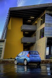 The Versa Note is the fourth of five new models Nissan has