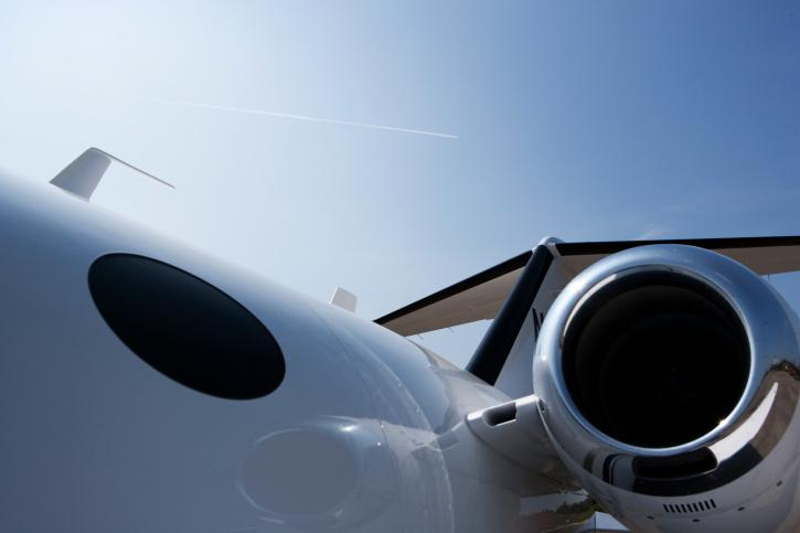 AirFlyte caters to corporate jet owners.