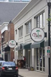The Palm is located at 140 Fifth Ave. S.