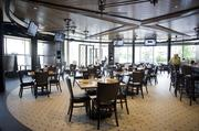 The dining room of The Southern, recently opened in the ground floor of The Pinnacle at Symphony Place downtown.