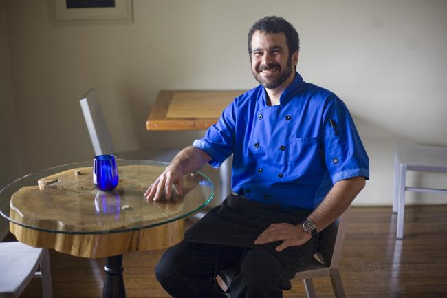 Hrant Arakelian, executive chef at Rumours East.