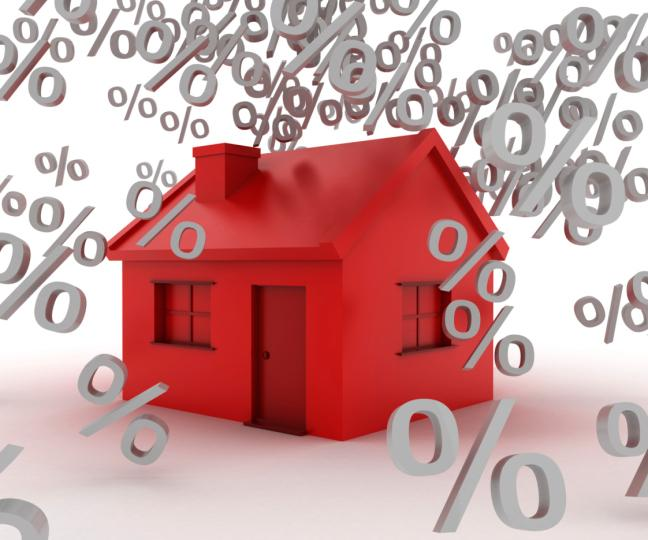 The Federal Reserve is becoming concerned that the recent spike in  interest rates could disrupt the rebound in the housing market.