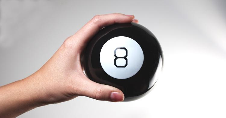 Much like a Magic 8-Ball, a new survey found that startup company owners are sending mixed signals about their economic outlook.