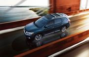 The Pathfinder has been redesigned for the current model year.