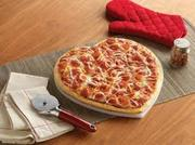 Papa Murphy's is selling a heart-shaped pizza called the Heartbreaker.