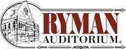 Ryman Auditorium, @TheRyman, 31,595 followers