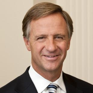 Gov. Haslam has named Larry Martin the interim commissioner of the Tennessee Department of Finance and Administration