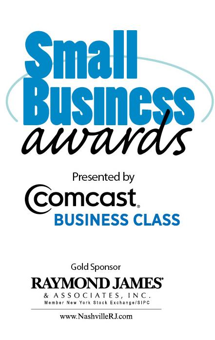 2012 Small Business Awards presented by Comcast Business Class