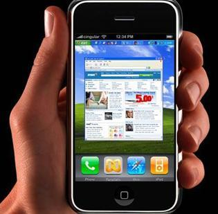 AT&T topped Verizon in iPhone activations in the second quarter.