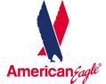 American Eagle Airlines2013 rank: 52012 rank: 5American Eagle had a total of 566,572 passengers from October 2011-September 2012. The major carrier's top destination from BNA was Chicago - O'Hare with 115,645 passengers.