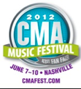 CMA Music FestivalRank: 1The CMA Music Festival was held June 6-9, 2012 at LP Field and brought an estimated 284,000 in attendance over the four-day event.