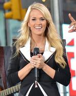 <strong>Carrie</strong> <strong>Underwood</strong> takes top prize at CMT Music Awards