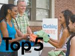 Top <strong>of</strong> <strong>the</strong> List: Nonprofits
