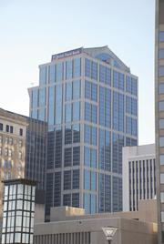 Fifth Third Center2013 rank: 4Gross leasable area: 490,281 sq.-ft.Type: Class AOccupancy rate: 73%