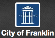 Franklin2013 rank: 4Franklin's population in 2012 was 62,487. That number is an increase over the 2000 census count of 49 percent.
