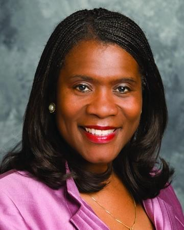 Glenda Glover is the new president of Tennessee State University.